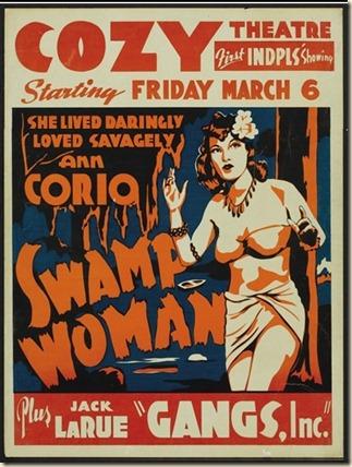 swamp woman