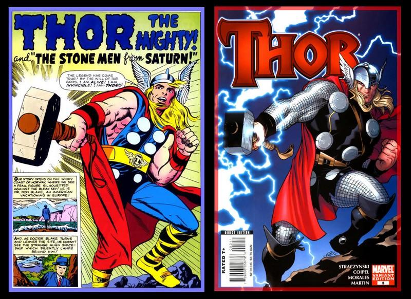 JIM 83 Thor Thor